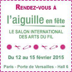 L AIGUILLE EN FETE 2015 A PARIS