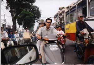 Typische Tage in Vietnam