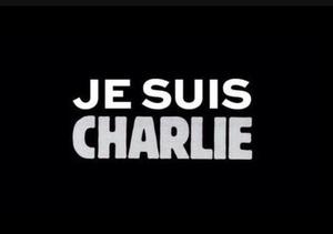Je suis Charlie, tu es Charlie, vous êtes Charlie...