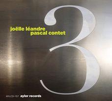 Duo Joëlle Léandre &amp&#x3B; Pascal Contet – 3. Coup de Cœur de l'Académie Charles Cros