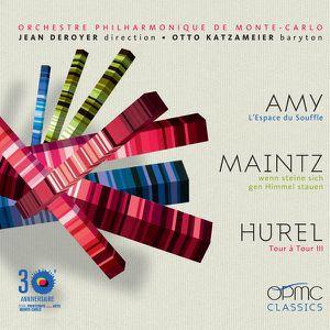 Amy-Maintz-Hurel par l'Orchestre philharmonique de Monte Carlo, Coup de Cœur de l'Académie Charles Cros