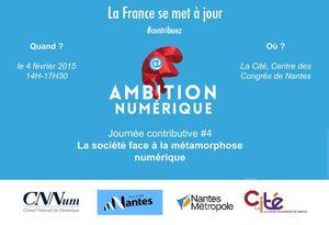Ambition numérique à Nantes