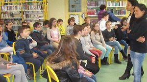 Interventions scolaires - Salons