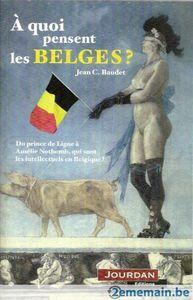 Jean Baudet chez les ecrivains belges
