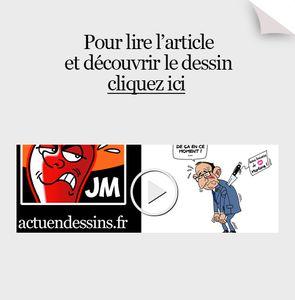 Les dessins de JM de la semaine 1 de mars 2016 sur Youtube