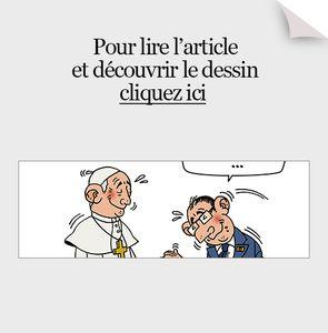 Saint-Etienne-du-Rouvray : Hollande au Vatican