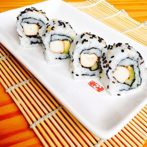 Recette de California roll (California maki)