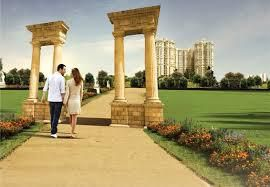 Supertech Romano rome feeling project in noida 2,3 bhk flats prime location project.