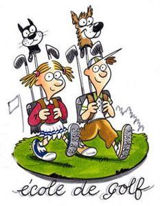 Ecole de golf, cours &amp&#x3B; horaires...