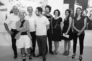 Daniel Breuiller, Hélène Delprat, Philippe Marin, Julien des Montiers, Orsten Groom, Sara Fratini, Giulia Andreani, Juliette Mant