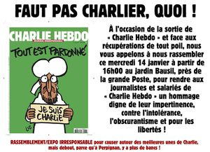 CHARLIE s'autocensure...