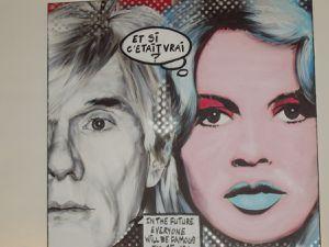 et si c'était vrai ? Andy Warhol