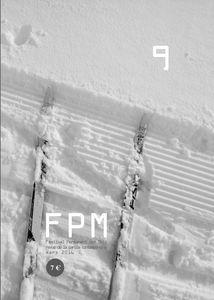 Publication de « Partir » et « Feuille » dans le numéro 9 de la revue FPM