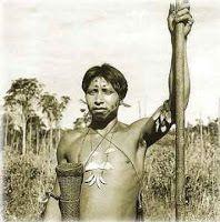 Pratiche sciamaniche nell'Amazzonia colombiana