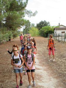 Journée de cohésion à l'école!
