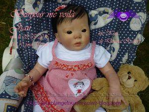 Un nouvel ange est né : Jian          ( Essence de vie)