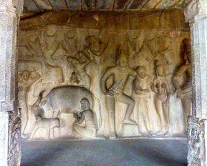 INDE du Sud     Mahabalipuram