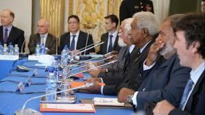 Comité des signataires extraordinaire (Hôtel MATIGNON, Paris le 5 juin 2015)
