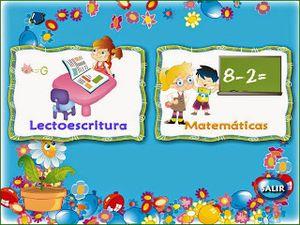 Lenguaje Y Matematicas 5 Anos Juegos Educativos E Interactivos