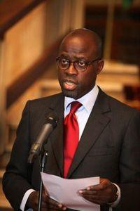 Monsieur Alain-Richard DONWAHI, Secrétaire du Conseil National de Sécurité