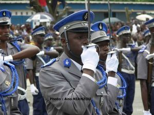 Des gendarmes ivoiriens (archive)