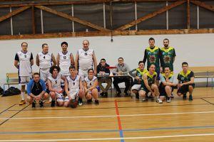 Match APMBC Sport contre GAZELEC