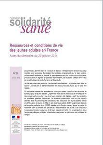 Ressources et conditions de vie des jeunes adultes en France