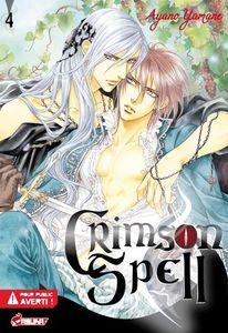 Crimson spell, Tome 4 de Ayano Yamane