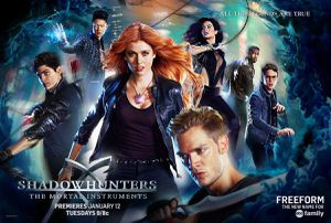 Shadowhunters : Episode 1