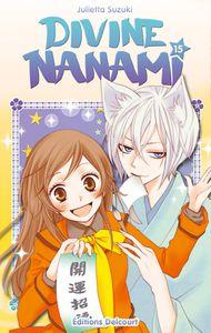 Divine Nanami, tome 15 de Julietta Suzuki