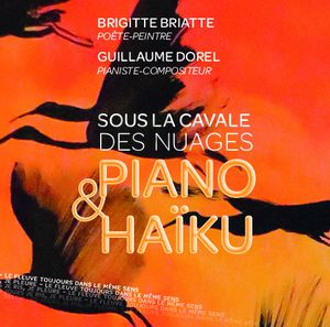 CD piano et haïkus