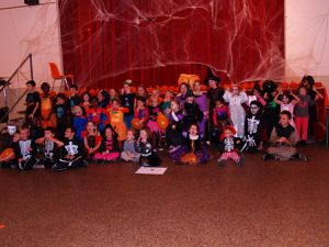 Halloween Party, le report