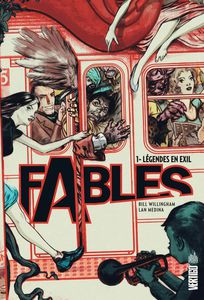 Fables, Bill Willingham et Lan Medina.