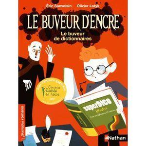 Eric Sanvoisin & Olivier Latyk, Le buveur de dictionnaires
