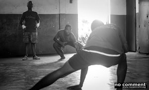 Diamanga : Le retour du guerrier