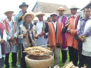 Taombaovao malagasy : Une célébration fastueuse
