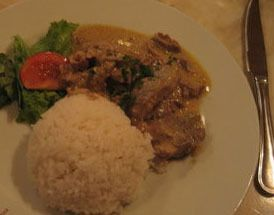 Filet de porc ananas
