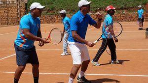 Coupe Davis: revenu dans le groupe II, Madagascar rêve de développer son tennis