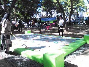 Loisirs – « Fanorona pour tous » orne le jardin d'Antaninarenina