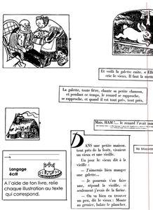 LES ROIS manipuler le livre Roule Galette