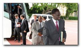 Burkina Faso: Michel Kafando nommé pour conduire la transition