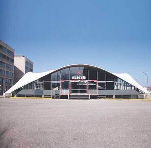 Genève, ville culturelle: &quot&#x3B;Le pavillon Sicli: un centre culturel au cœur du PAV&quot&#x3B;