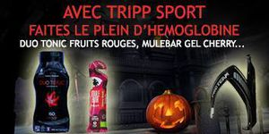 Mulebar Cherry, Duo Tonic Fruits Rouge