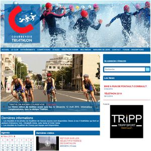 club de triathlon de Courbevoie
