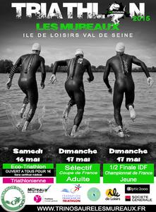 Triathlon des Mureaux