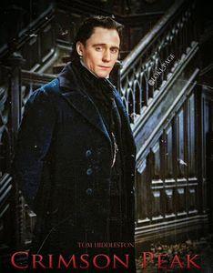 A l'affiche l'acteur Tom Hiddleston qui joue également le rôle de Loki dans Thor
