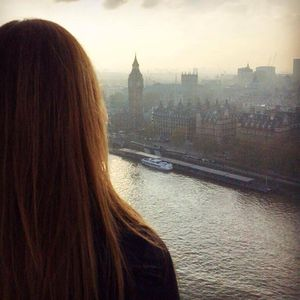La Mia Londra di Giuliana