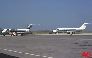 Le Mac Donnell Douglas MD-80 (3)