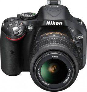 Mon reflex Nikon D5200