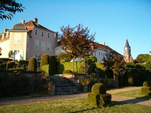 Le domaine du château de Kolbsheim